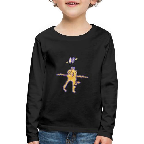 Nö - Kinder Premium Langarmshirt