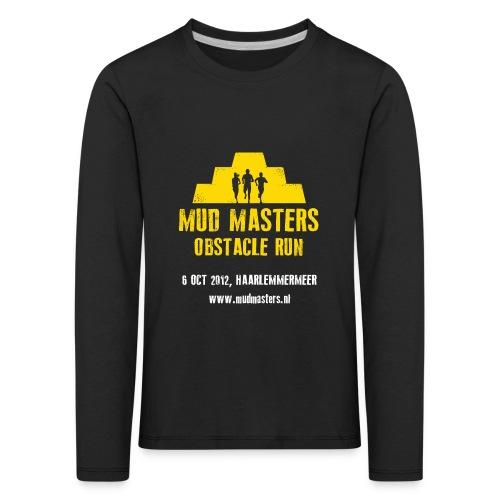 tshirt front - Kinderen Premium shirt met lange mouwen