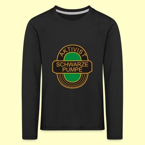 BSG Aktivist Schwarze Pumpe - Kinder Premium Langarmshirt