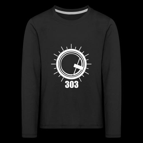 Push the 303 - Kids' Premium Longsleeve Shirt