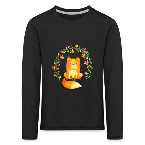 Forest3 - Kinderen Premium shirt met lange mouwen