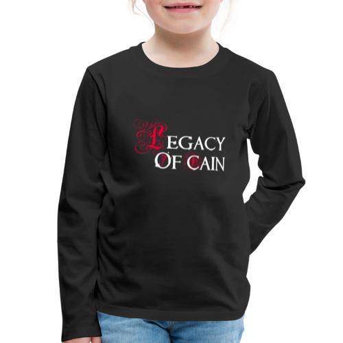 Legacy of Cain - Maglietta Premium a manica lunga per bambini