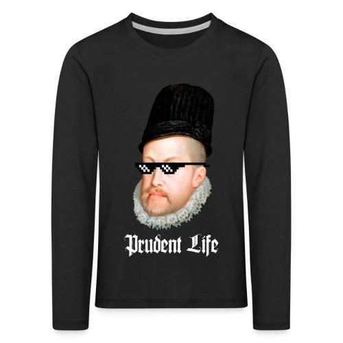 Felipe II (Prudent Life) - Camiseta de manga larga premium niño