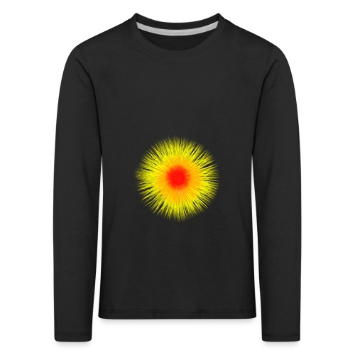 Sonne I - Kinder Premium Langarmshirt