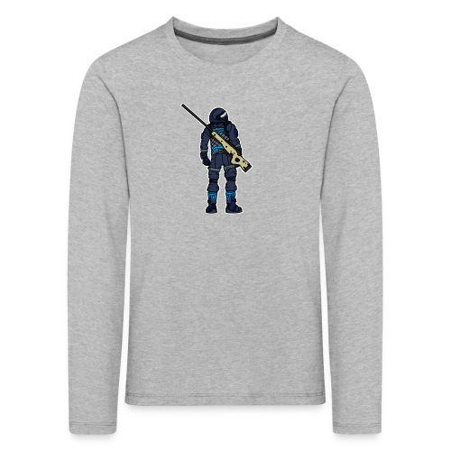 Noscoped - Kids' Premium Longsleeve Shirt