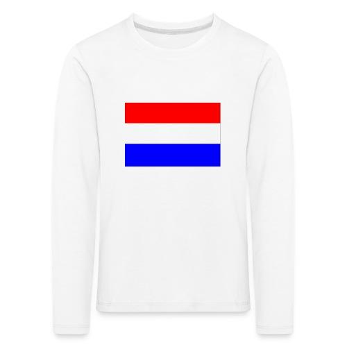 vlag nl - Kinderen Premium shirt met lange mouwen