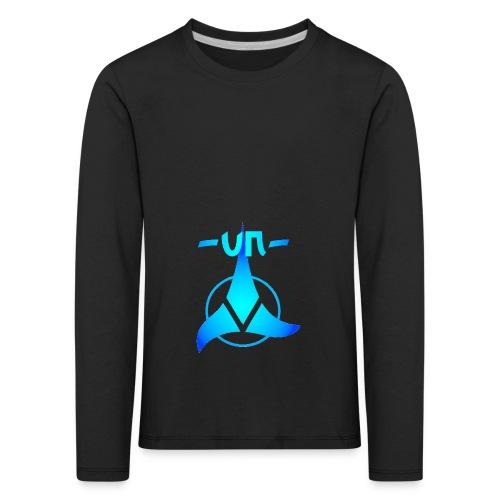 UNNICK Logo - Kinder Premium Langarmshirt