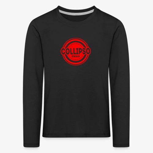 Collipso Large Logo - Kids' Premium Longsleeve Shirt