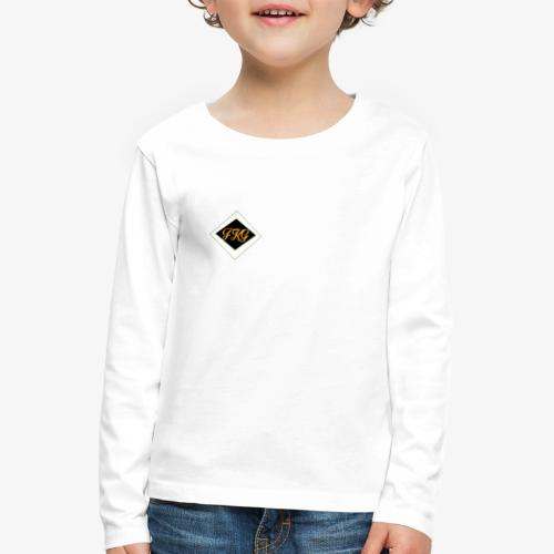 FakaG - Kinderen Premium shirt met lange mouwen