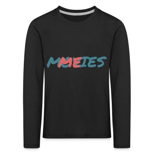 memovies - Långärmad premium-T-shirt barn