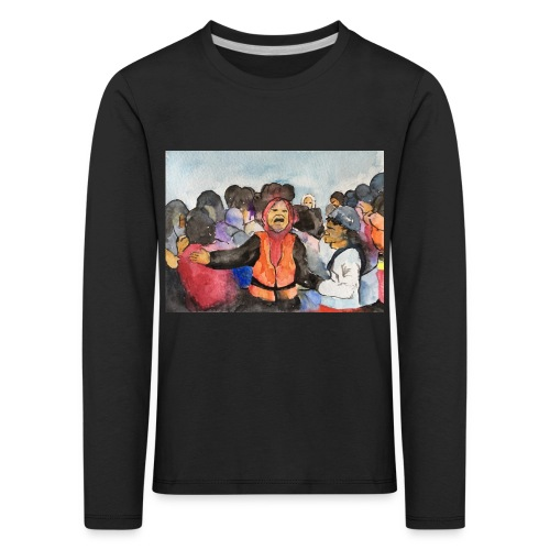 Lezvos22 - Långärmad premium-T-shirt barn