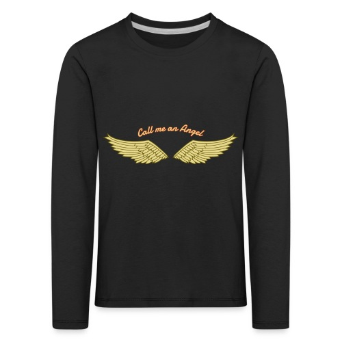 Angel - Kinder Premium Langarmshirt