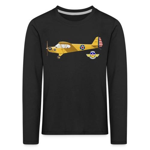 Piper Cub Spirit of Lewis - T-shirt manches longues Premium Enfant