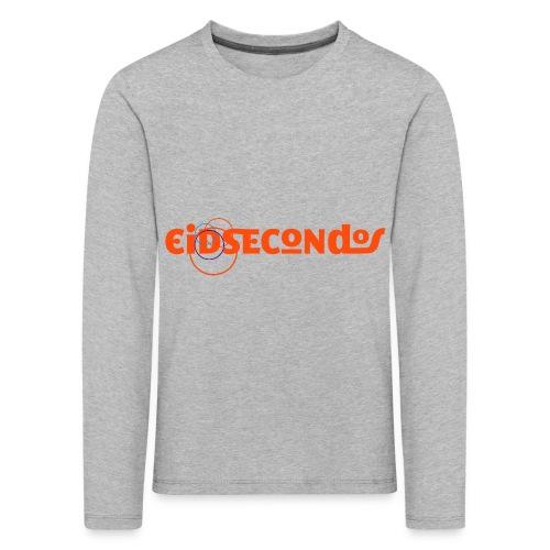 Eidsecondos better diversity - Kinder Premium Langarmshirt