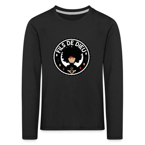 filsdeDieunoir - T-shirt manches longues Premium Enfant