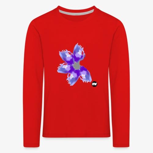L'indaco e le sue mille sfumature - Maglietta Premium a manica lunga per bambini