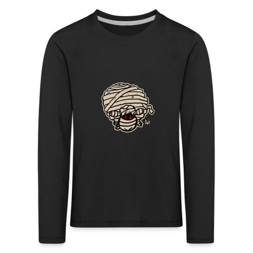 Mummy Sheep - Premium langermet T-skjorte for barn