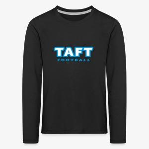4769739 124019410 TAFT Football orig - Lasten premium pitkähihainen t-paita