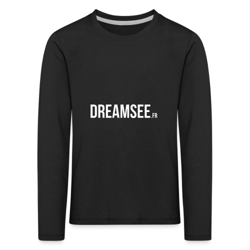 Dreamsee - T-shirt manches longues Premium Enfant