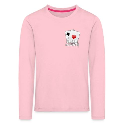 ArthurMagique - T-shirt manches longues Premium Enfant