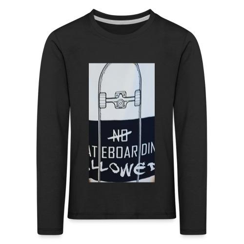 My new merchandise - Kids' Premium Longsleeve Shirt