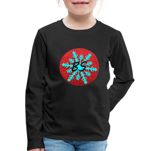 winter designs - Kinderen Premium shirt met lange mouwen