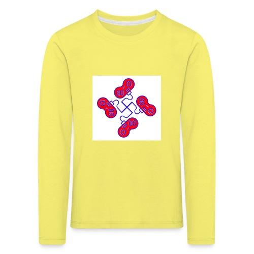 unkeon dunkeon - Lasten premium pitkähihainen t-paita