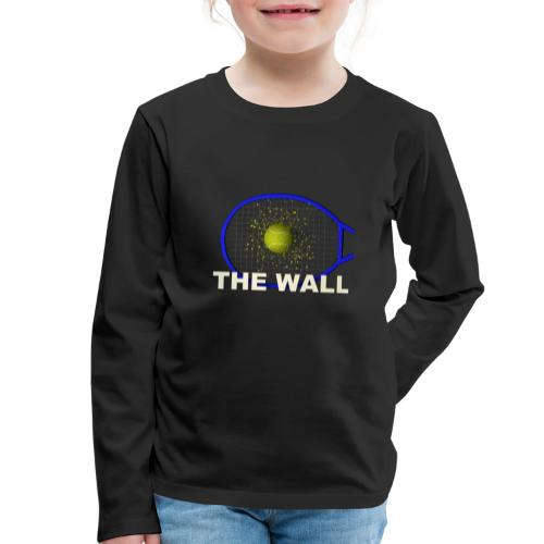 Balle de TENNIS - T-shirt manches longues Premium Enfant