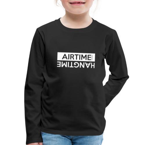 Airtime Hangtime - T-shirt manches longues Premium Enfant