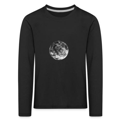 moon life - Långärmad premium-T-shirt barn