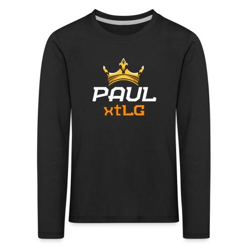 Paul xtLG - Kinder Premium Langarmshirt