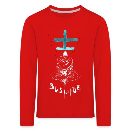 Bushido - Der Weg des Kriegers - Kids' Premium Longsleeve Shirt