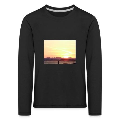 IMG 0709 - Børne premium T-shirt med lange ærmer