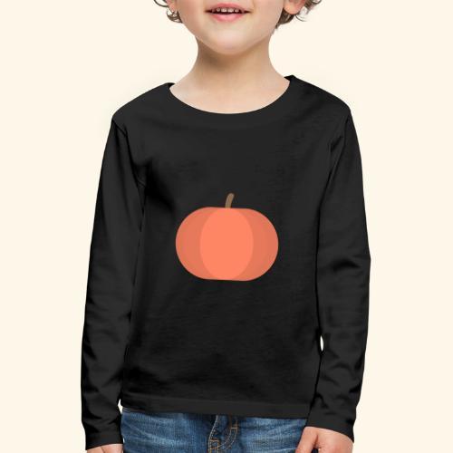 Pumpkin - T-shirt manches longues Premium Enfant