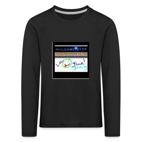 Mulchmite128 - Kids' Premium Longsleeve Shirt