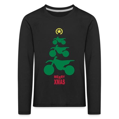 Merry Christmas - Frohe Weihnachten - Kids' Premium Longsleeve Shirt