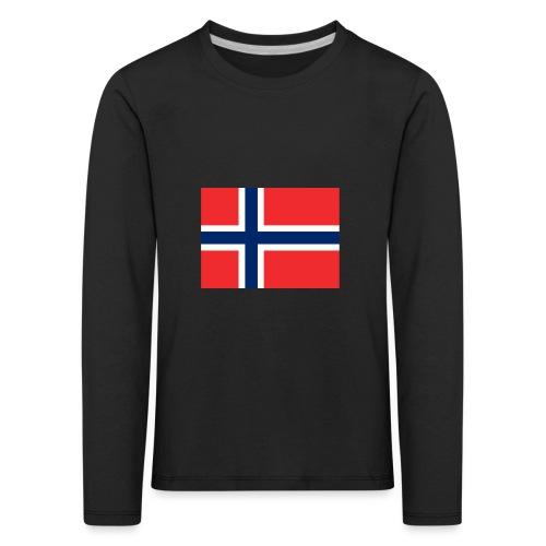 DixieMertch - Premium langermet T-skjorte for barn