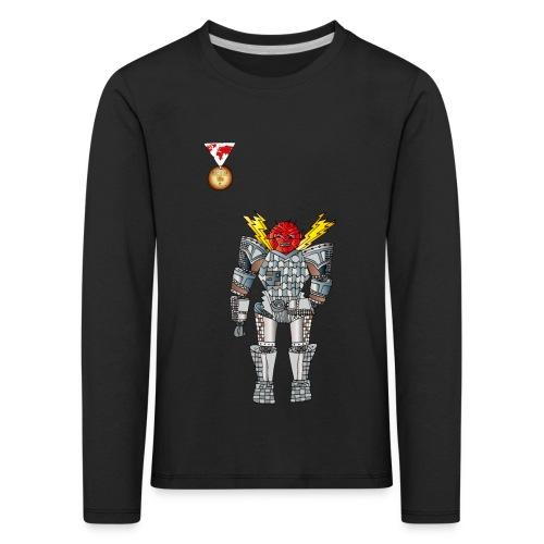 Trashcan - Kinder Premium Langarmshirt