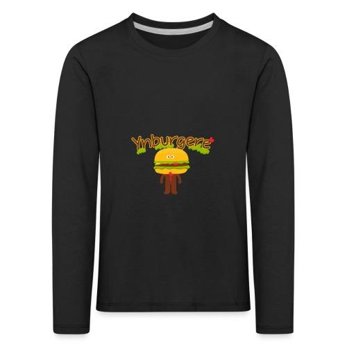 Ynburgere - Kinderen Premium shirt met lange mouwen