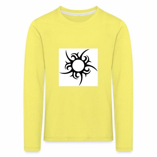 tribal sun - Kids' Premium Longsleeve Shirt