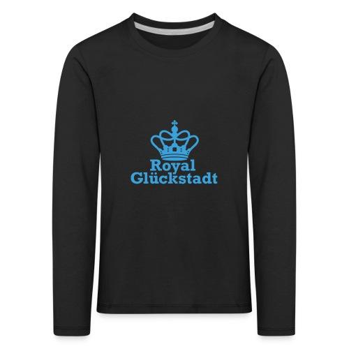 Royal Glückstadt - Kinder Premium Langarmshirt