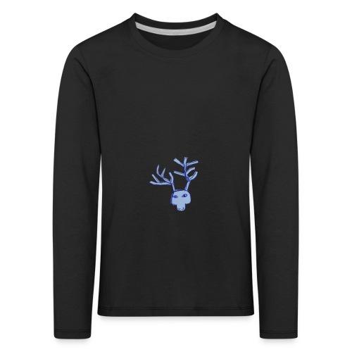 Jelen - Koszulka dziecięca Premium z długim rękawem
