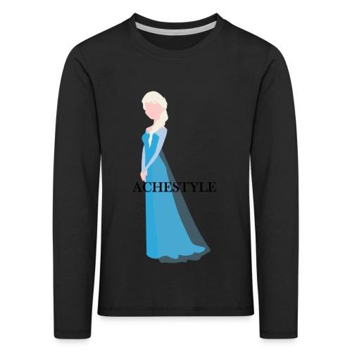Prrincesse - T-shirt manches longues Premium Enfant
