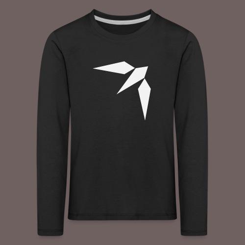 GBIGBO zjebeezjeboo - Rock - Hirondelle - T-shirt manches longues Premium Enfant