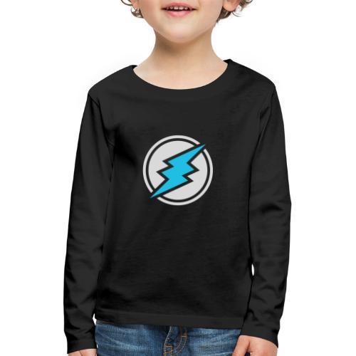 ETN logo # 2 - Kids' Premium Longsleeve Shirt