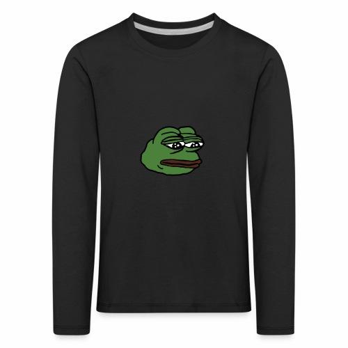 Pepe - Lasten premium pitkähihainen t-paita