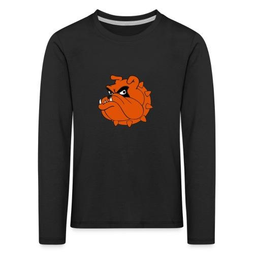 Bulldog Héros Animés - T-shirt manches longues Premium Enfant