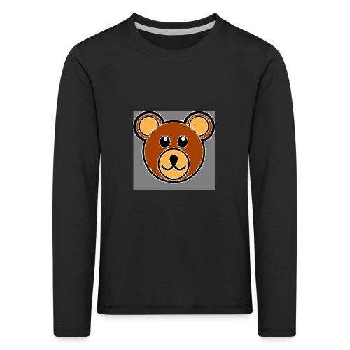 ourson bébé - T-shirt manches longues Premium Enfant
