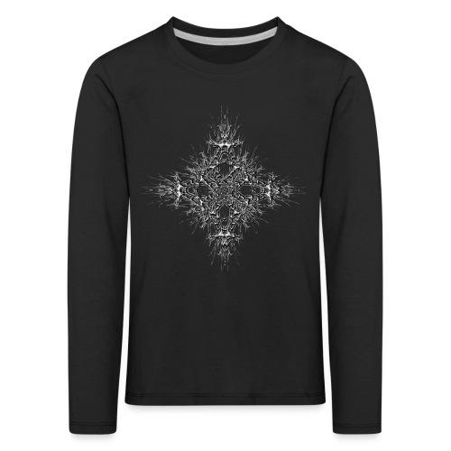 ornament tohroterm - Kinder Premium Langarmshirt