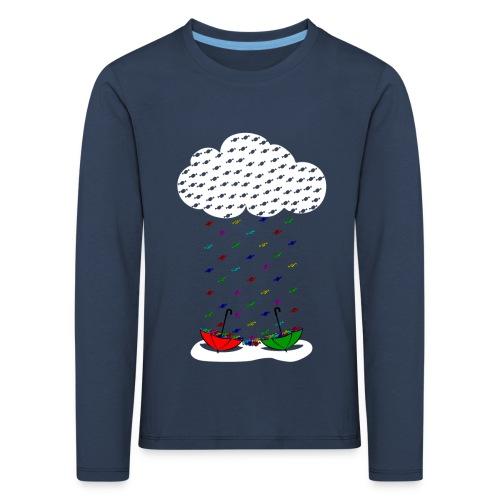 Sweet rain - Camiseta de manga larga premium niño